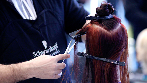 Salon training adele jones hairdressing for Adele salon services
